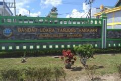 Kedatangan Tim MMC ke Bandar Udara Tanjung Harapan - tanjung selor bulungan kaltara