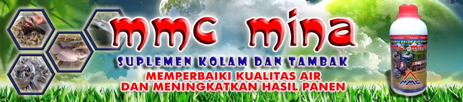 MMC MINA - SUPLEMEN TAMBAK & KOLAM