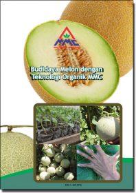 Cover Modul Budidaya Melon dengan teknologi organik mmc