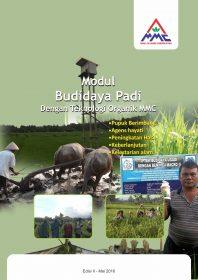 Cover Modul Budidaya Padi dengan Teknologi MMC