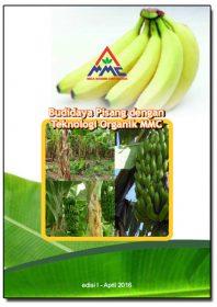 Cover Modul Budidaya Pisang dengan teknologi organik mmc