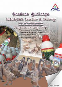cover - modul budidaya bebek