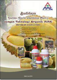 cover modul budidaya durian dengan teknologi mmc - edisi II juli 2018