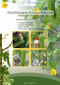cover modul budidaya pare-edisi I- agustus 2018